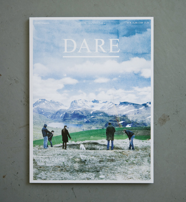 Dare Magazin - Hype