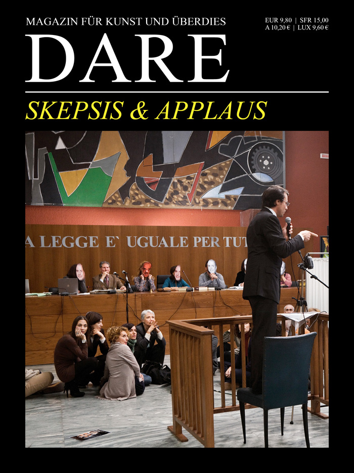 Dare Magazin- Skepsis-und-Applaus