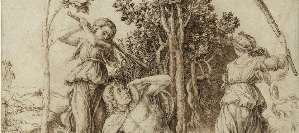 Aby Warburg und die Geburt der Pathosformel