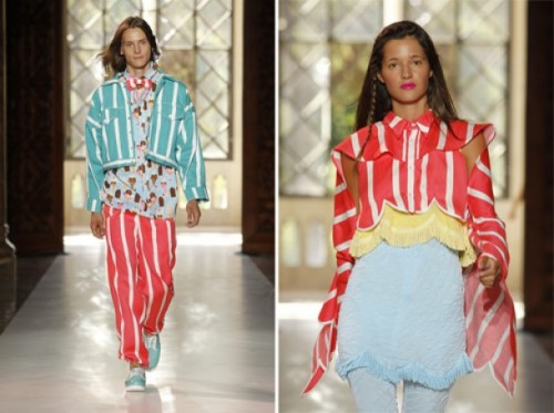 KRIZIA ROBUSTELLA, © 080 Barcelona Fashion