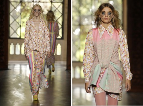 Barcelona Fashion, Manuel Bolano