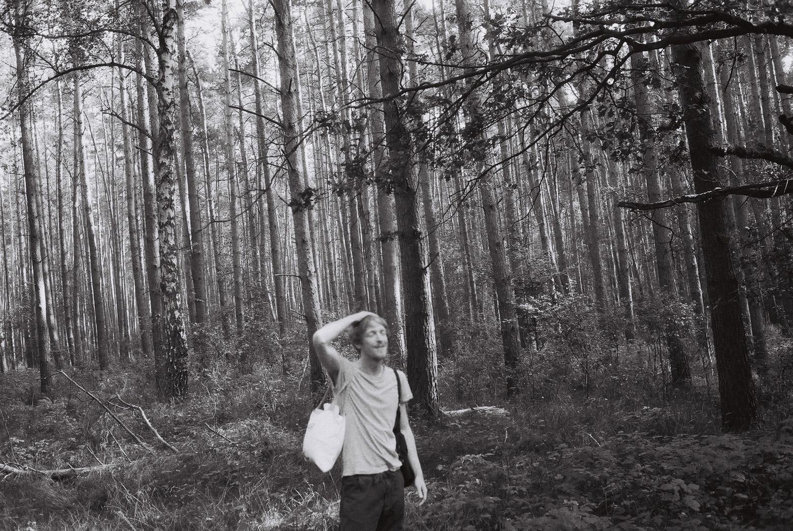 Aus der Fotoreihe: Dickte. Von Katharina Behling und Fabian Zapatka