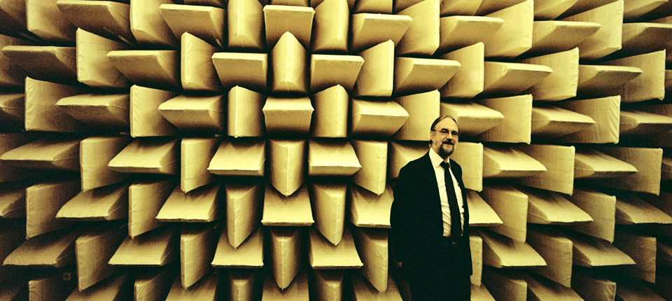 Weltberühmt in Illmenau –  Der Miterfinder von MP3