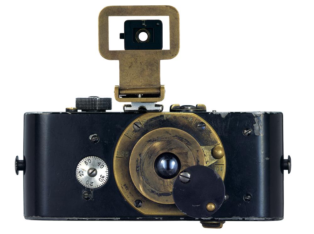 Ur-Leica von 1914 © Leica Camera AG