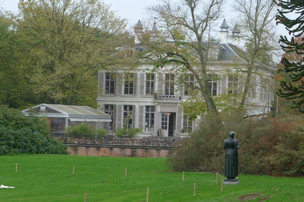 Flandern-Tour: Middelheim Museum: The Castle, Foto: Heiko Klaas