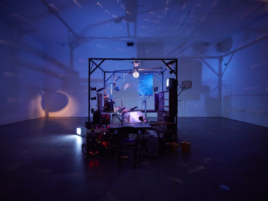 "Janet Cardiff & George Bures Miller: ""The Killing Machine"", 2007, Foto: Klaas"