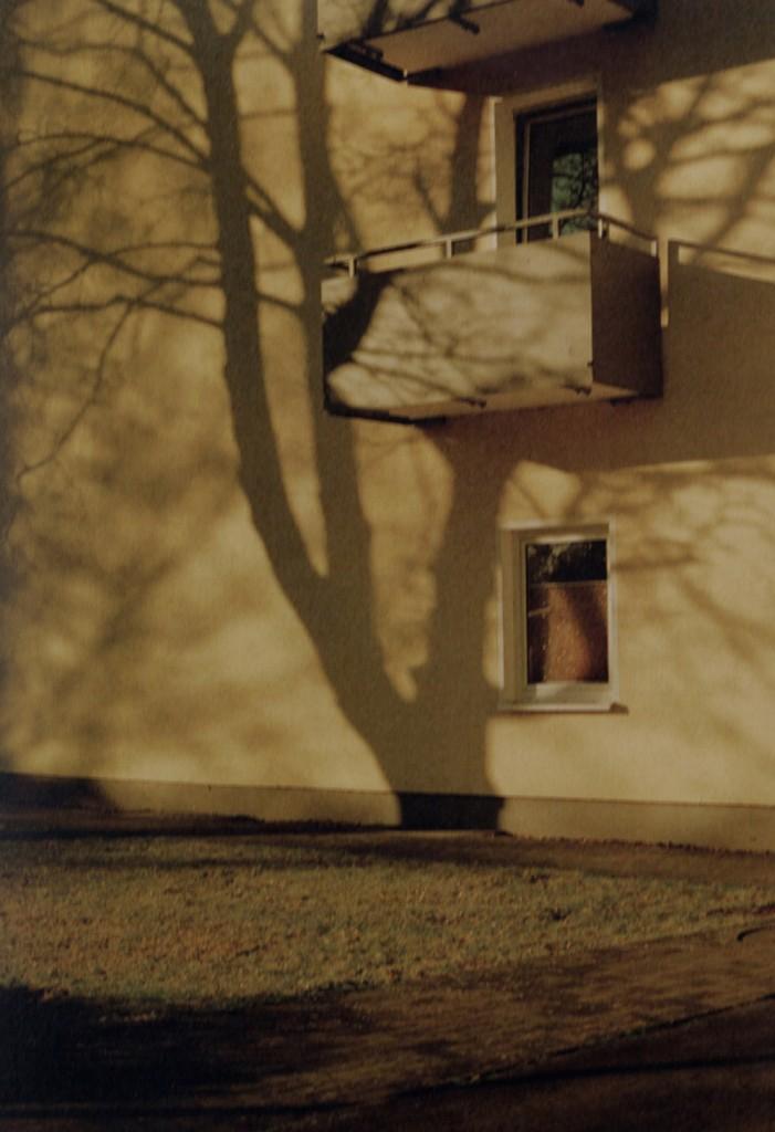 Gute Aussichten: Katharina Fricke: Ein Tag im Oktober. Oder November. Oder Dezember., 2014. © Katharina Fricke