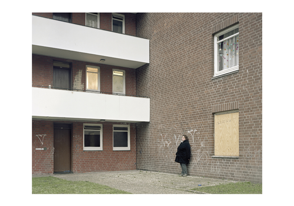 Gute Aussichten: Kolja Warnecke: spuren., 2014. © Kolja Warnecke