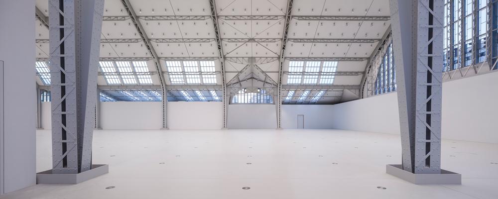 Deichtorhallen, sanierte Nordhalle, Foto: Henning Rogge