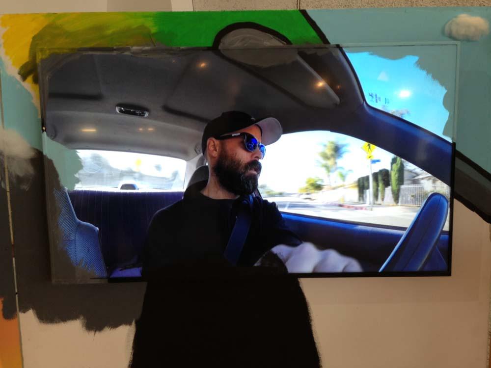 "Blick in die Ausstellung ""Cool as a State of Mind"" im MAMO, Foto: Heiko Klaas"