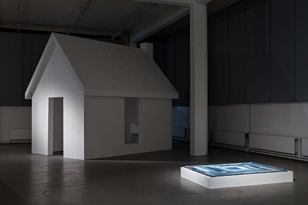 "James Benning: ""Two Cabins"", Foto: Fred Dott"
