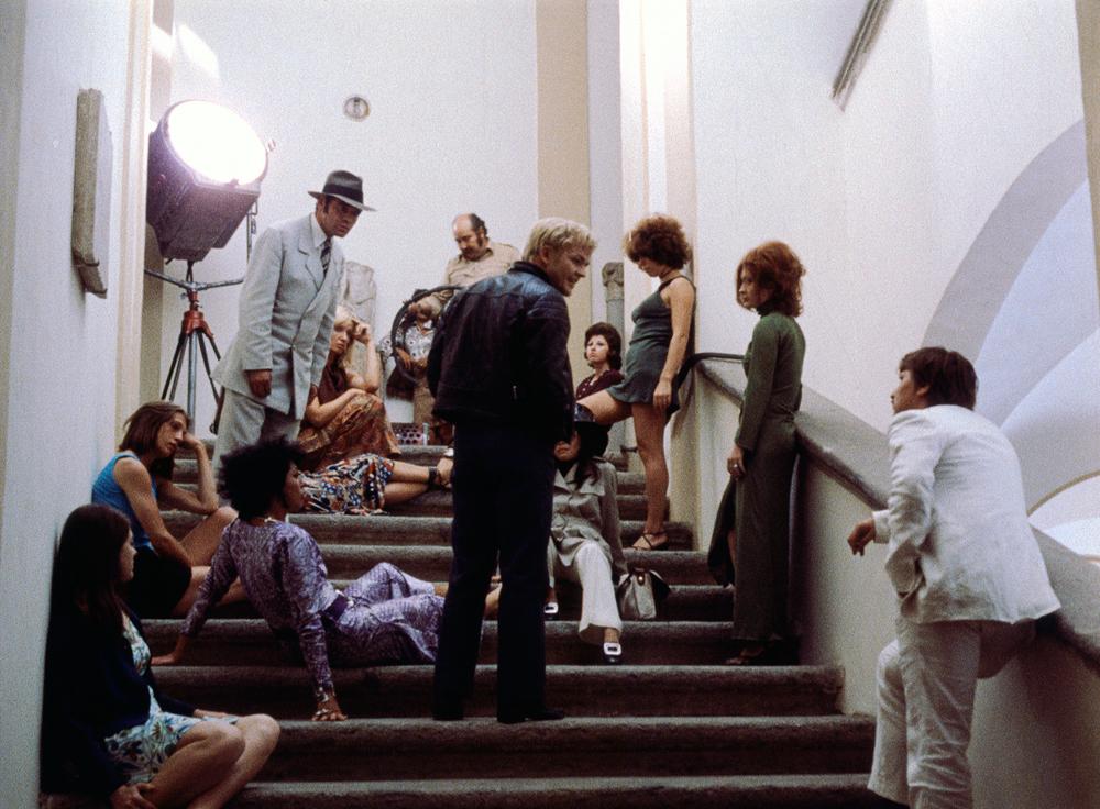 Fassbinder: Rainer Werner Fassbinder WARNUNG VOR EINER HEILIGEN NUTTE, 1970 © Rainer Werner Fassbinder Foundation, Berlin