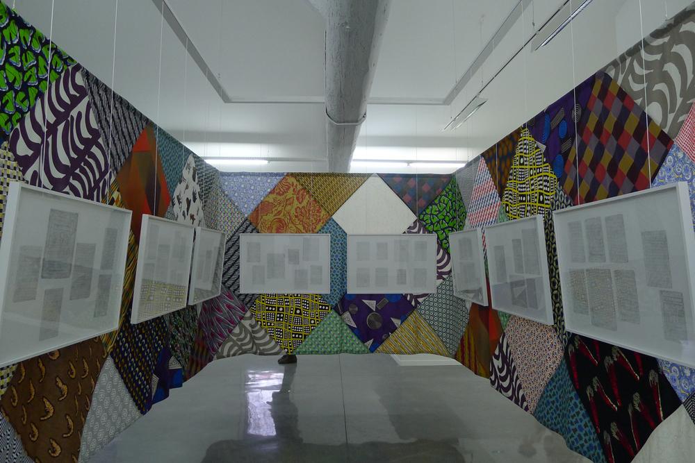 Pierre Leguillon: Le musée des erreurs : Barnum, Pierre Leguillon, 2015, (Detail), Foto: Heiko Klaas