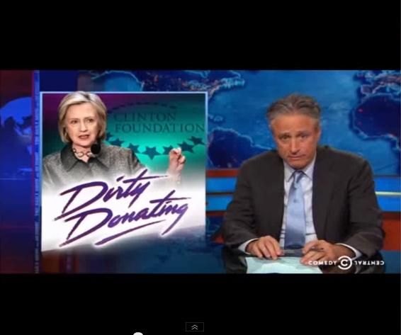 Jon Stewart – Humor als Erkenntnismedium
