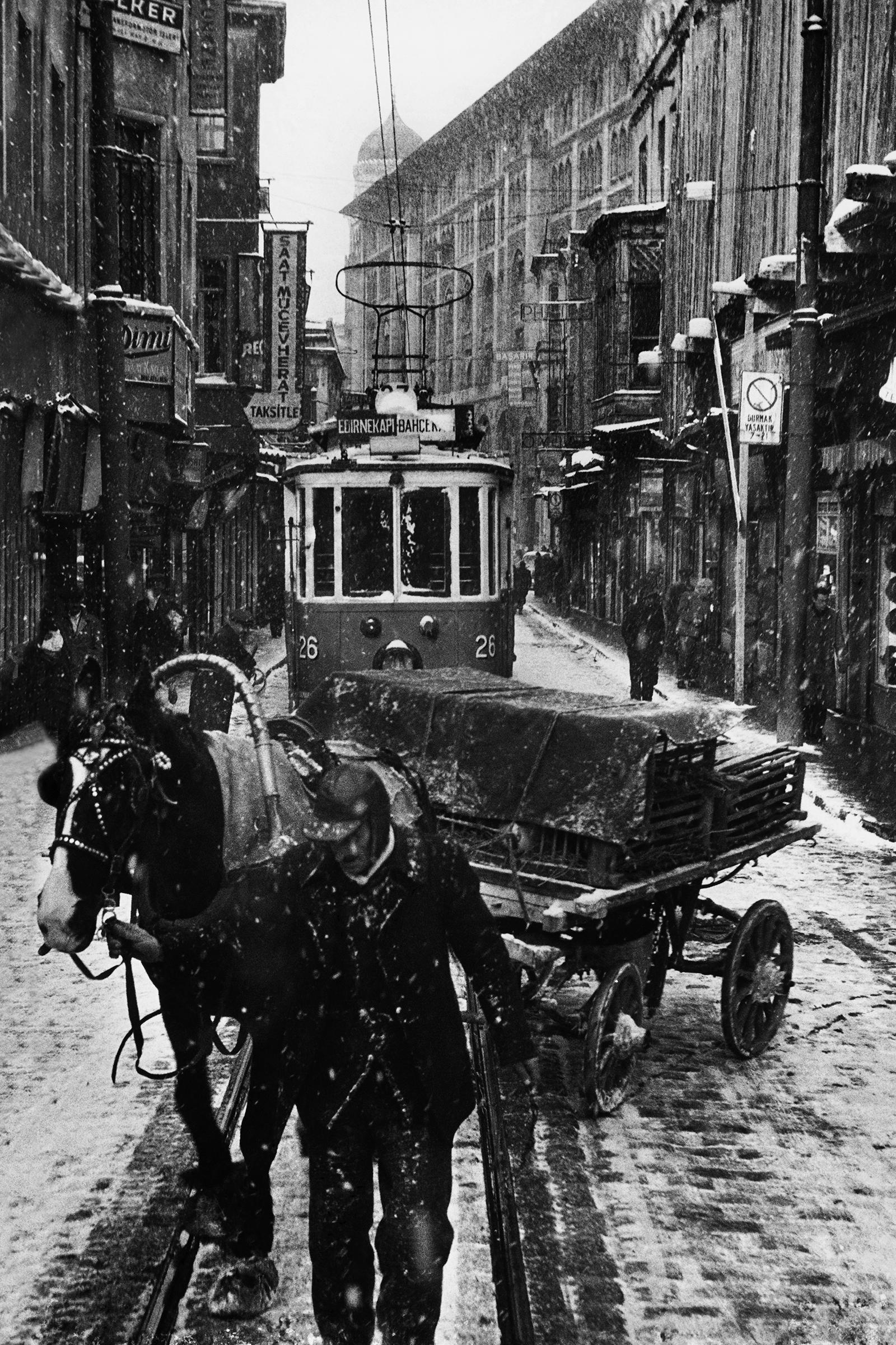 Imagine Istanbul: Sirkeci, Ara Güler