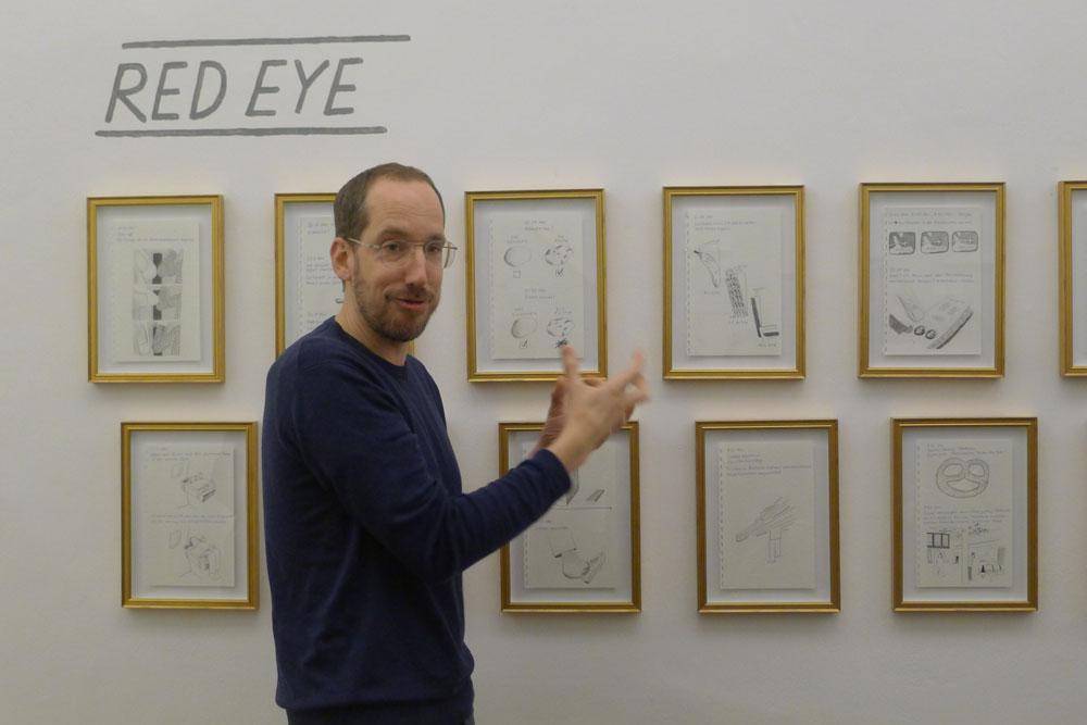 Christoph Niemann: Porträt, Foto: Klaas