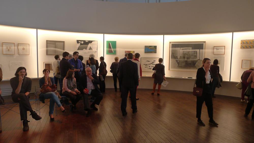 "Art Brussels: ""Cabinet d'Amis"", Ausstellung Sammlung Jan Hoet, Foto: Heiko Klaas"