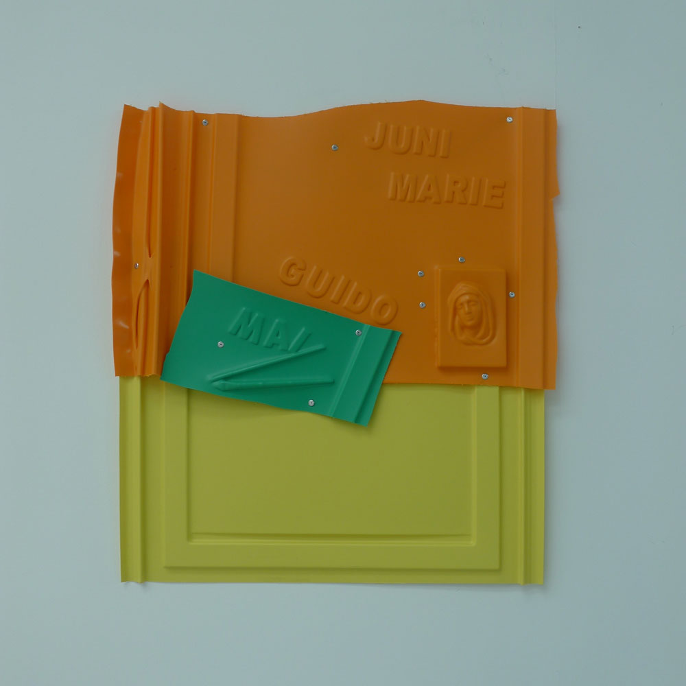 "Andreas Slominski: ""Moderne Kunst"", 2016, Foto: Klaas"