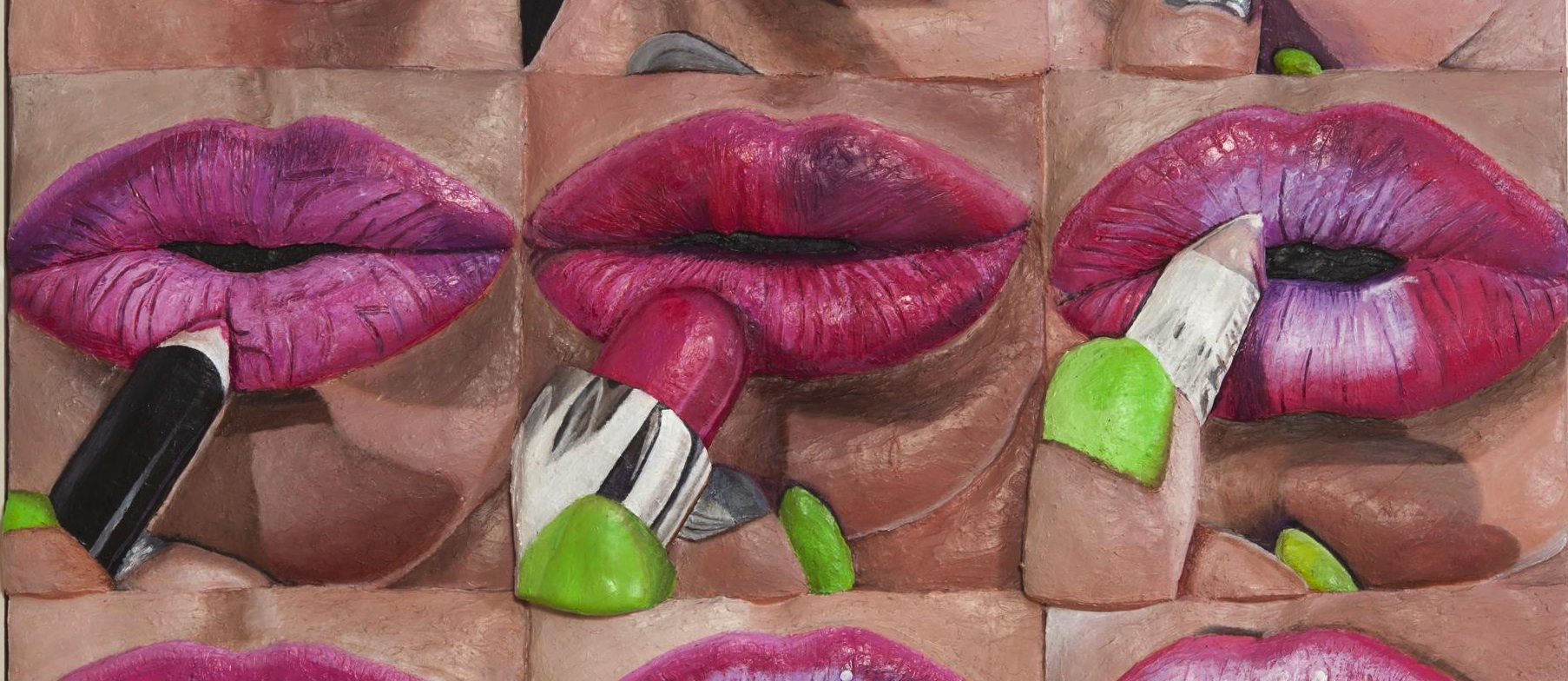 Dreidimensionale Lippenbekenntnisse