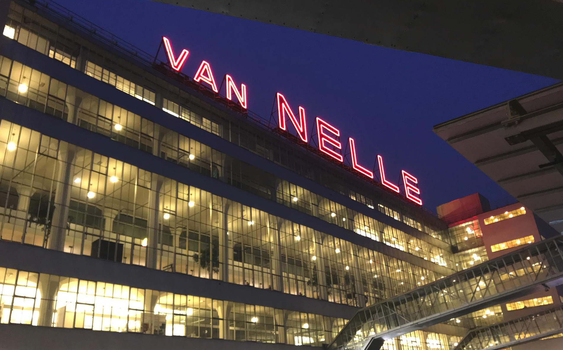 Konsolidierung auf der Art Rotterdam